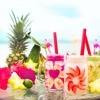 1.5ガクヤオーシャン - ドリンク写真:沖縄のお野菜とフルーツを使ったトロピカルスムージー
