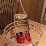 すし・魚処 のへそ - レアな日本酒も豊富に置いています