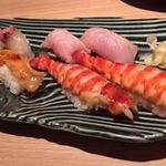すし・魚処 のへそ - 〆はお寿司で       本格的な握り寿司をリーズナブルに♪