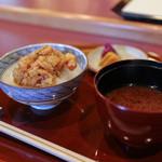 京都祇園 天ぷら八坂圓堂 - お食事☆