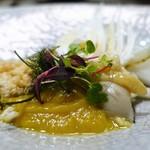 エルバ ダ ナカヒガシ - お野菜のメインディッシュ