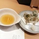 神楽 - 旬♪山菜天ぷら~♪