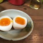 武蔵家 - 卵