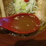吉山商店 - しおらーめん・スープ