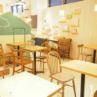 ラ・ブランジュリ・キィニョン - カフェスペースもご利用いただけます!