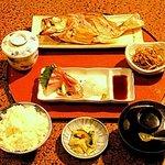 松ノ木 - 漁り火定食 1500円