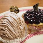 シャルル洋菓子店 - モンブラン