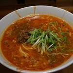 水滸 - 料理写真:担々麺 大辛