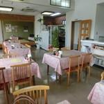 レストラン高滝 - 内観