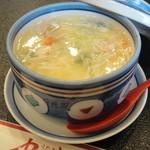 丸よ - 鰻とフカヒレの茶碗蒸し