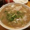 光華園 - 料理写真:ラーメン