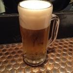 居酒屋だいぶつ - 生ビール480円