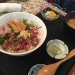 48997978 - ねごめし  漁師料理  1365円