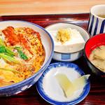 やまだや - カツ丼  2016/03/24