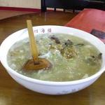 中華菜館 四海楼 - ふかひれラーメン