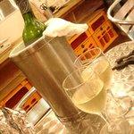 鰓呼吸 - 白ワイン 2880円