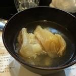 山猫軒 - 鯛の出汁で炊いたご飯に鯛を乗せてお湯をかけただけの絶品鯛お湯漬け