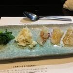 山猫軒 - 鯛刺身セット