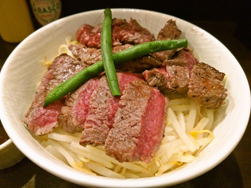 TOKYO ステーキ丼 ガブス 本駒込本店