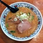 麺や 翔 - 味噌ラーメン(700円)