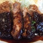 Sakuton - 八丁味噌かつ