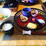 四季の杜 紫尾庵 - 朝食     和   和と洋が選べます