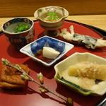 日本料理 太月 - ☆【日本料理 太月】さん…八寸(≧▽≦)/~♡☆