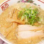 笑う門には麺来たる - 料理写真:背脂醤油ラーメン