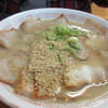 Ichirakuramen - 料理写真:妻が注文したのはチャーシューメン800円、チャーシューでラーメンが見えませんね・