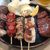 ガキ大将 - 料理写真:串焼きではマイベストなお店。それぞれ美味。