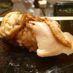 鮨 とかみ - 2016/3_煮蛤