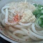 49008659 - 釜かけ 麺アップ