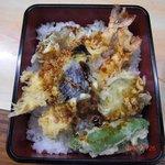ふなき - 天ぷら丼