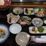 ふなき - 法事会席料理