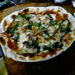 ふなき - サイドメニュー ピザ