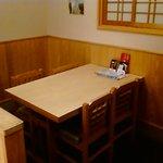 ふなき - テーブル