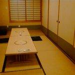ふなき - 座敷