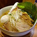 麺やひだまり - 全部入り和塩らぁ麺