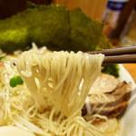 麺やひだまり - デフォルト麺 Up