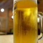 飛寅 - ドリンク写真:生ビールアサヒスーパードライ¥500