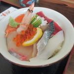 匠 - 海鮮丼(デフォ)