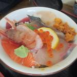 匠 - 海鮮丼(持ち込みをプラス)