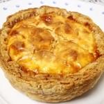 49011295 - ボルチーニ茸と白いんげん豆のキッシュ