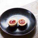 麺69 チキンヒーロー - 【トッピング】味玉