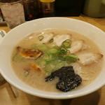 名代ラーメン亭 - セットのチャーシュー麺