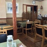 洋食入舟 - 1階テーブル20席