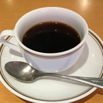 小川軒 - 食後のコーヒー