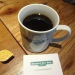 49016195 - セルフのランチコーヒー