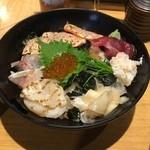 49019251 - 海鮮炙り丼