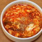 焼肉 晩餐館 - スープ料理は本場の味